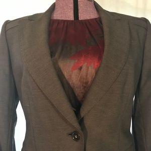Elie Tahari dress with jacket